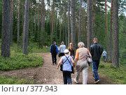 Купить «Туристы на экскурсии», фото № 377943, снято 22 июля 2008 г. (c) Анна Лукина / Фотобанк Лори