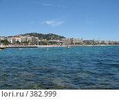 Купить «Средиземное море», фото № 382999, снято 5 июля 2007 г. (c) Алла Кригер / Фотобанк Лори