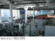 Купить «Аэропорт Калининграда», фото № 383095, снято 1 июля 2008 г. (c) Наталья Белотелова / Фотобанк Лори