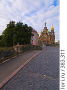 Купить «Спас-на-Крови. Санкт-Петербург», эксклюзивное фото № 383311, снято 31 июля 2008 г. (c) Александр Алексеев / Фотобанк Лори