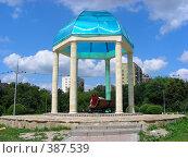 """Купить «Москва. Парк """"Дубки""""», эксклюзивное фото № 387539, снято 10 июля 2008 г. (c) lana1501 / Фотобанк Лори"""