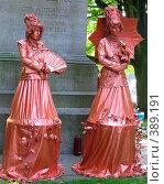 Купить «Живые скульптуры», фото № 389191, снято 8 августа 2004 г. (c) Вячеслав Смоленский / Фотобанк Лори