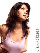 Купить «Женщина», фото № 392923, снято 18 июля 2006 г. (c) Андрей Армягов / Фотобанк Лори
