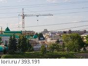 Купить «Омск. Паутина города», фото № 393191, снято 8 июня 2008 г. (c) Julia Nelson / Фотобанк Лори