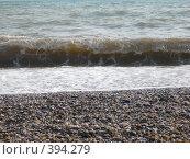 Купить «Морская волна», фото № 394279, снято 26 июля 2008 г. (c) Волков Илья Анатольевич / Фотобанк Лори