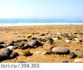 Купить «Берег моря», фото № 394303, снято 11 сентября 2006 г. (c) Ekaterina Chernenkova / Фотобанк Лори