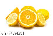 Купить «Апельсины и лимоны», фото № 394831, снято 18 июня 2008 г. (c) Валерия Потапова / Фотобанк Лори