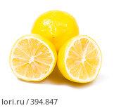 Купить «Лимон», фото № 394847, снято 18 июня 2008 г. (c) Валерия Потапова / Фотобанк Лори