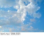 Купить «Небо», фото № 394931, снято 27 февраля 2020 г. (c) ElenArt / Фотобанк Лори