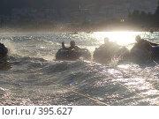 Купить «Морские развлечения», фото № 395627, снято 6 августа 2008 г. (c) Антон Голубков / Фотобанк Лори