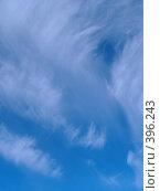 Купить «Облака», фото № 396243, снято 7 августа 2008 г. (c) maruta bekina / Фотобанк Лори