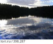 Купить «Чёртово озеро», фото № 398287, снято 12 июня 2008 г. (c) Лейла Пьянкова / Фотобанк Лори