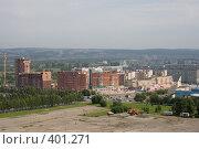 Новостройки города Кемерово (2008 год). Стоковое фото, фотограф Дмитрий Кожевников / Фотобанк Лори