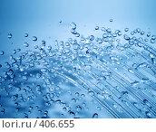 Купить «Брызги воды», фото № 406655, снято 13 января 2007 г. (c) Швайгерт Екатерина / Фотобанк Лори
