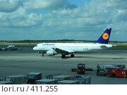 Самолет (2008 год). Редакционное фото, фотограф Вадим Билалов / Фотобанк Лори