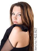Купить «Девушка», фото № 422827, снято 2 июля 2008 г. (c) Сергей Сухоруков / Фотобанк Лори