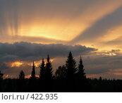 Купить «Последние лучи», фото № 422935, снято 6 июля 2008 г. (c) Людмила Жесут / Фотобанк Лори