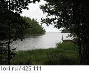 Купить «Валаам. Залив.», фото № 425111, снято 6 августа 2008 г. (c) Морковкин Терентий / Фотобанк Лори