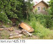 Купить «Валаам. Скитский быт», фото № 425115, снято 6 августа 2008 г. (c) Морковкин Терентий / Фотобанк Лори