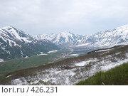 Перевал. Стоковое фото, фотограф Евгений Слобоженюк / Фотобанк Лори