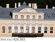 Купить «Санкт-Петербург, Шереметьевский дворец, фрагмент», фото № 426383, снято 31 июля 2008 г. (c) Андрюхина Анастасия / Фотобанк Лори