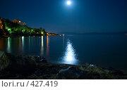 Купить «Лунная дорожка», фото № 427419, снято 14 августа 2008 г. (c) Pukhov K / Фотобанк Лори