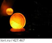 Купить «Светильник из янтаря», фото № 427467, снято 15 октября 2005 г. (c) Ekaterina Chernenkova / Фотобанк Лори