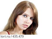 Купить «Девушка», фото № 435479, снято 16 июля 2008 г. (c) Сергей Сухоруков / Фотобанк Лори