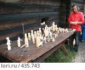 Купить «Игрушечных дел мастер», фото № 435743, снято 4 августа 2008 г. (c) Морковкин Терентий / Фотобанк Лори