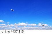 Купить «Летная погода», фото № 437115, снято 11 августа 2008 г. (c) Анатолий Теребенин / Фотобанк Лори