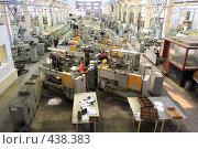 """Купить «НПО """"Криогенмаш"""", цех. Балашиха», эксклюзивное фото № 438383, снято 14 августа 2008 г. (c) Дмитрий Неумоин / Фотобанк Лори"""