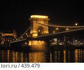 Мост святой Маргариты в Будапеште (2007 год). Стоковое фото, фотограф Ольга Завгородняя / Фотобанк Лори