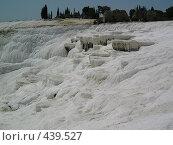 Памуккале, Турция (2007 год). Стоковое фото, фотограф Сергей Карцов / Фотобанк Лори