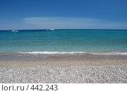 Купить «Море», фото № 442243, снято 2 августа 2008 г. (c) Сергей Пестерев / Фотобанк Лори