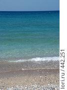 Купить «Море», фото № 442251, снято 2 августа 2008 г. (c) Сергей Пестерев / Фотобанк Лори