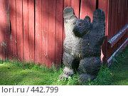 Купить «Финский медведь», фото № 442799, снято 23 августа 2008 г. (c) Наталья Белотелова / Фотобанк Лори