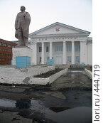 Купить «Дом культуры в Дудинке», фото № 444719, снято 1 февраля 2007 г. (c) Назаренко Ольга / Фотобанк Лори