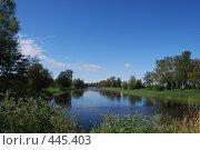Купить «Река в Калининградской области», фото № 445403, снято 17 июля 2008 г. (c) Мария Левочкина / Фотобанк Лори