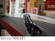 Китайские гусли. Стоковое фото, фотограф Станислав Ступак / Фотобанк Лори