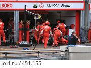 Купить «Формула 1 Гран При Монте Карло», фото № 451155, снято 24 мая 2008 г. (c) Блинова Ольга / Фотобанк Лори