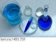 Купить «Химическая лаборатория», фото № 451731, снято 22 мая 2019 г. (c) Stockphoto / Фотобанк Лори