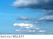 Тучи, облака. Стоковое фото, фотограф Сергей Усс / Фотобанк Лори