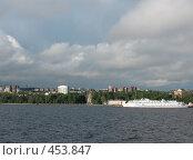 Купить «Набережная Петрозаводска», фото № 453847, снято 4 августа 2008 г. (c) Заноза-Ру / Фотобанк Лори