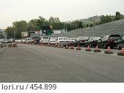 Купить «Автомобильная пробка», фото № 454899, снято 31 июля 2008 г. (c) Никончук Алексей / Фотобанк Лори