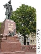 Купить «Петербург. Памятник Глинке», фото № 454979, снято 19 августа 2008 г. (c) Морковкин Терентий / Фотобанк Лори