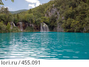 Купить «Плитвицкие озера, Хорватия», фото № 455091, снято 16 августа 2008 г. (c) Pukhov K / Фотобанк Лори
