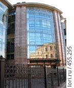 Купить «Центральный Банк Российской Федерации. Петербург», фото № 455295, снято 28 июня 2008 г. (c) Юлия Подгорная / Фотобанк Лори