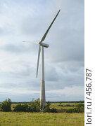 Купить «Ветровая энергия», фото № 456787, снято 7 августа 2008 г. (c) Ivan / Фотобанк Лори