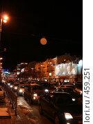 Купить «Ночной Киев (Крещатик)», фото № 459251, снято 27 января 2008 г. (c) Никончук Алексей / Фотобанк Лори