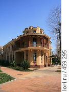 Купить «Старинное здание банка в Сочи», фото № 459295, снято 28 марта 2008 г. (c) Шарабарин Антон / Фотобанк Лори